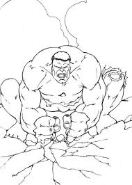 Small Picture Hulk Coloring Pages For Kids Ideas Hulk Coloring Pages In Heroes