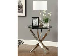 chrome end table9