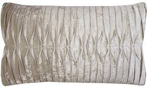 atmosphere ivory 30cmx50cm ter cushion by kylie minogue at home