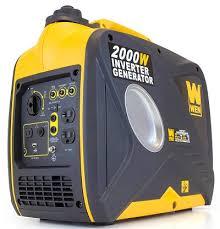 best portable generator reviews best generators  wen 56180 1800 watt portable generator