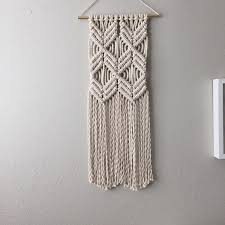 wall hanging kit cool on decor also macrame diy gift kit for 6