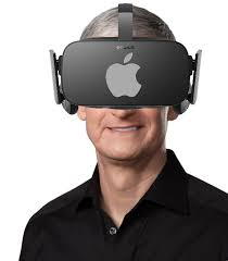 apple virtual reality. also read: iphone sales level off, apple misses revenue estimates despite record quarter virtual reality