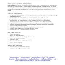 Warehouse Forklift Operator Job Description For Resume 24 Tips To Write Cover Letter For Warehouse Forklift Operator Limo 19