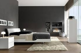 bedroom furniture interior fascinating wall. fascinating minimalist bedroom idea with black walls recessed shelves and white furnishings furniture interior wall w