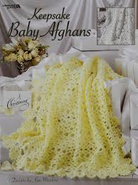 Baby Afghan Patterns Inspiration Keepsake Baby Afghans Leisure Arts 48 Kay Meadors Leisure