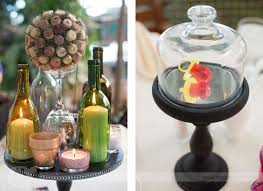 Impressive Wine Themed Wedding Centerpieces Wedding Wine Themed Wedding  Centerpieces