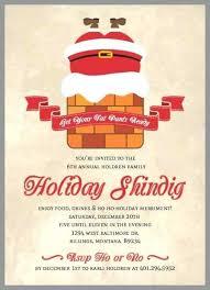 Holiday Invite Verbiage Company Party Invitation Sample Corporate