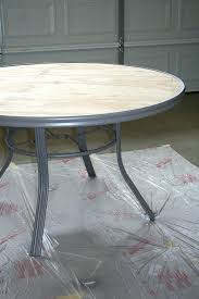 diy patio table how to create a concrete table top for your patio table diy glass