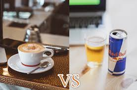 One cup of coffee contains 27 to 150 milligrams of caffeine, depending on the type of drink, and can keep you awake for about three to five hours. Coffee Vs Energy Drinks Which Has More Caffeine Coffee Affection