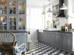 kitchen ikea kitchen cabinets cost orange color seats elegant white design brown floor tiles wrought