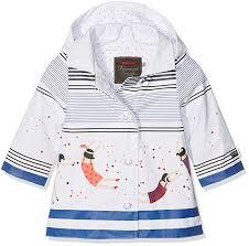 Catimini Baby Girls Cj42023 Jacket White 1 Year