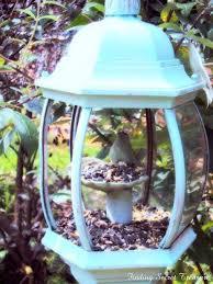 repurposed lighting fixtures. Pictures Of Repurposed Light Fixtures: Atrium Bird Feeder Gazing Globes Lighting Fixtures