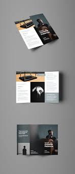 Tri Fold Brochure Online Design Therapy Psychology Tri Fold Brochure Template Brochure
