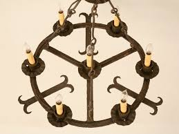 living fancy spanish wrought iron chandelier 48 rustic classic wrought iron spanish style chandelier