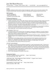 professional skills list list of skills for a resume foodcity me