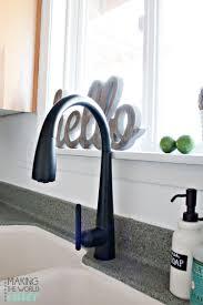 Whole Kitchen Faucet Easy Kitchen Revamp