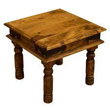 jali sheesham coffee table side table