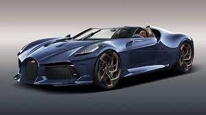 The la voiture noire is inspired by an earlier model created by jean bugatti himself. Bugatti La Voiture Noire Roadster Rendering Is Simply Fabulous