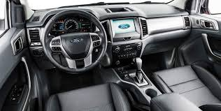 2018 ford ranger interior. 2018 ford ranger usa new interior a