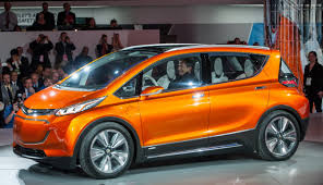 All Chevy chevy cars 2015 : Chevy Bolt EV will start production sooner