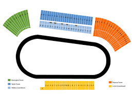 Darlington Raceway Interactive Seating Chart Viptix Com Darlington Raceway Tickets