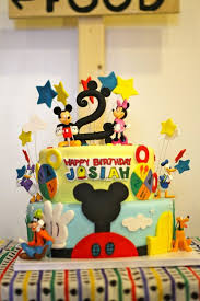 Mickey Mouse Clubhouse 2nd Birthday Invitations Mickey Mouse Clubhouse 2nd Birthday Party Mickey Mouse