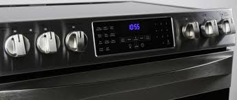 kenmore elite wall oven. kenmore elite 41313 freestanding electric range review wall oven