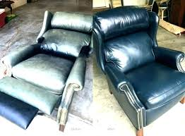 how to re dye leather couch furniture rer sofa shoes professionally car seats