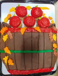 Bucket Of Apples Cupcake Pull Apart Cake Pull Apart Cupcake