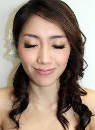 just wanted to share with you guys a bridal makeup shoot done by my friend anita when i was in hong kong this was the third time i worked with anita and