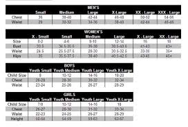 Under Armour Compression Shorts Size Chart