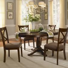round glass extendable dining table: a america desoto extendable dining table