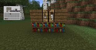 how to make a bookshelf in minecraft. Spruce Bookshelf How To Make A In Minecraft