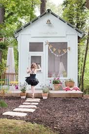 diy patio ideas pinterest. Dreamy Kids\u0027 Playhouses In The Backyard Diy Patio Ideas Pinterest