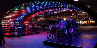 Cincinnati Light Show October 2017 Blink 2019 Heres What Will Be New When The Light And Art