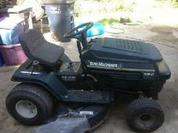 old yard machine riding mower. riding lawn mower old yard machine