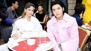 Kris Wu Makes the Case for Granny Chic ...