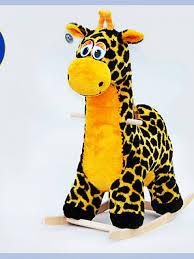 <b>Мягкая качалка Тутси</b> Жираф 283-2008 - купить в Хабаровске по ...