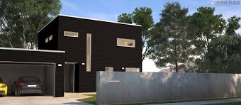 zen cube bedroom garage house plans ltd over black value two floor plan ideas small apartment with top car above story studio designs living space design
