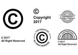 All Rights Reserved Symbol How To Cite All Rights Reserved Logo