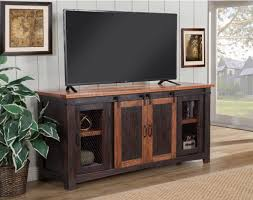 65 tv entertainment center.  Center Rustic TV Stand 65 Inch Entertainment Center With Doors Vintage Credenza  Barn 70 With Tv N