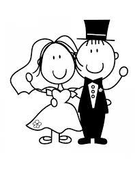 Disegni Da Colorare Matrimonio Az Colorare