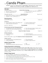 plain text resume examples trend plain text resume 69 on sample with buckey us