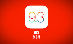 ios 9 3 5 for iphone ipad