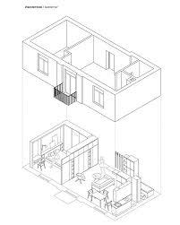 61 best house plans images on pinterest architecture, small Parent Trap House Plansranch Home Plans L Shaped 3 modern style apartments under 50 square meters (includes floor plans)