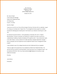 14 Thank You For Interview Letter Sample Mbta Online