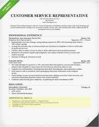 30 Skill Set Resume Resume Examples Customer Service Resume Example