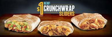 taco bell crunchwrap sliders. Delighful Crunchwrap Taco Bellu0027s New Crunchwrap Sliders Intended Bell Sliders