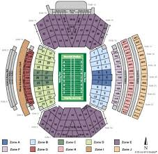 Nebraska Cornhuskers Stadium Seating Chart Memorial Stadium Tickets And Memorial Stadium Seating Chart