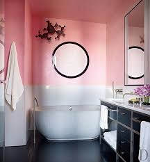 Chic Pink Bathroom